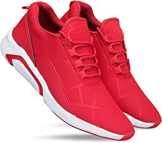 44b596bb9f Red Shoes: Buy Red Shoes online at best prices in India - Amazon.in
