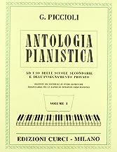 Scaricare Libri Antologia pianistica. per la scuola secondaria di primo grado. Volume 1 PDF