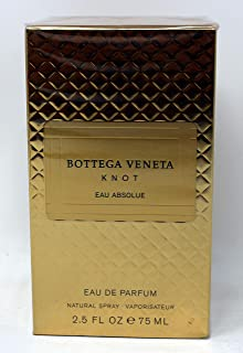 BOTTEGA VENETA Knot Eau Absolue Perfume for Woman, 75 ml