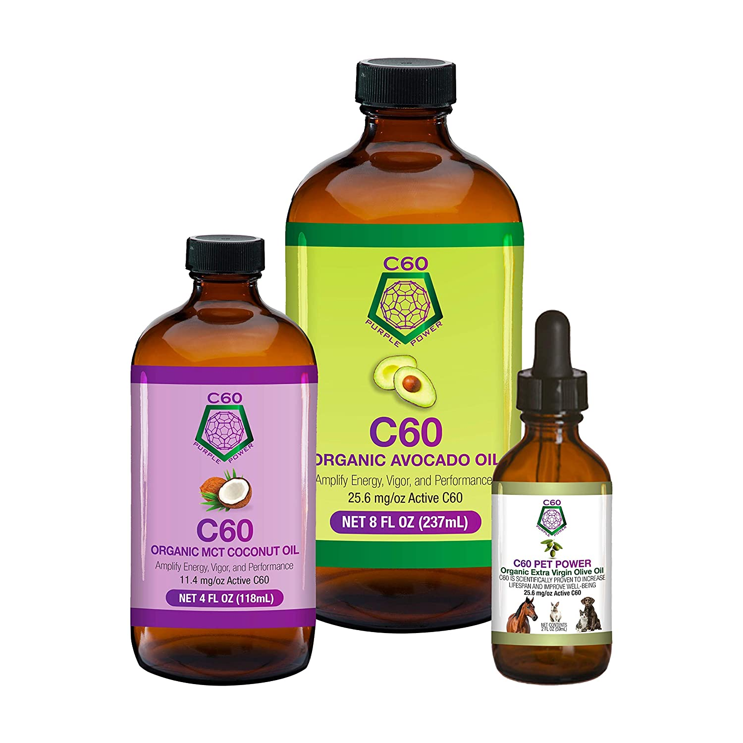 C60 Purple Power All items in the store People and Pets Organic Starter oz Avoca 8 Bargain Kit