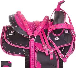 Best pink pony saddle pad Reviews