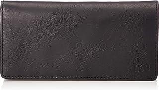 [リー] 長財布 高級イタリアンレザー コンパクトロングウォレット (カード8枚収納)