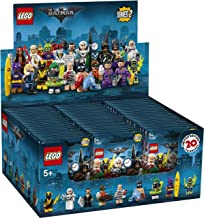 The LEGO Batman Movie Series 2 - Case of 60 Blind Bags Minifigures 71020