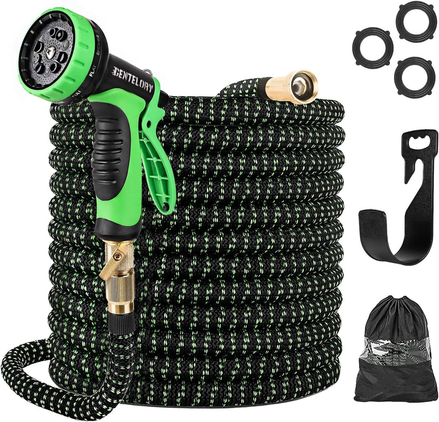 Max 67% OFF Gentelory Expandable 100FT Garden Clearance SALE! Limited time! Hoses Water 10 Func Hosewith