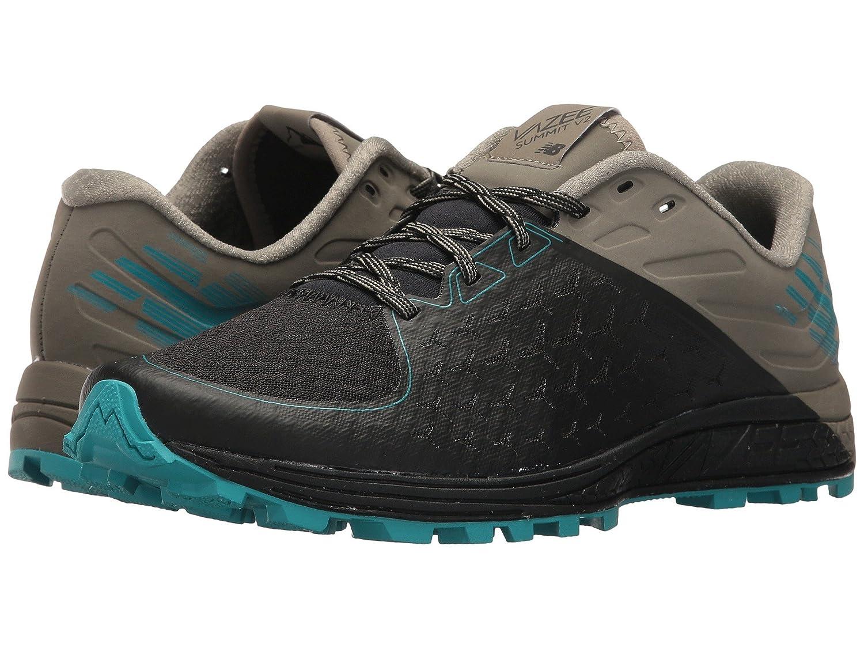 (ニューバランス) New Balance メンズランニングシューズ?スニーカー?靴 Vazee Summit v2 Black/Military Green ブラック/ミリタリー グリーン 10.5 (28.5cm) D