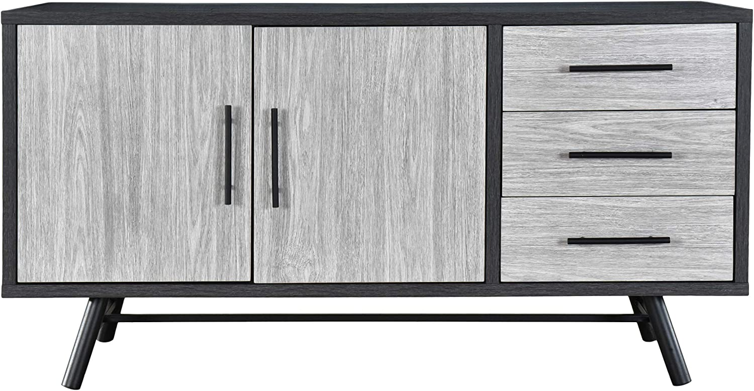 Max 67% OFF Christopher Knight Home Sylvia Modern Sideboar Door Minneapolis Mall Industrial 2