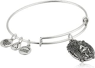"Alex and Ani Guardian of Answers Expandable Wire Bangle Bracelet, 2.5"""