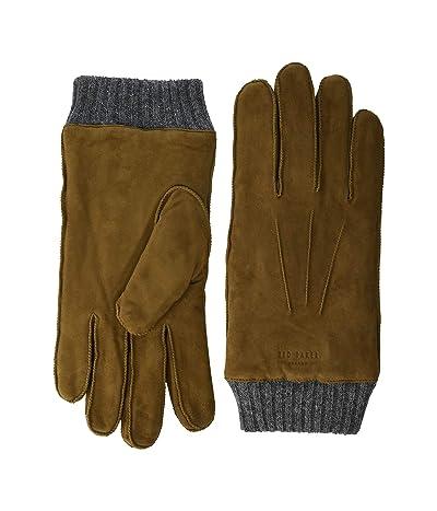 Ted Baker Ladd (Camel) Snowboard Gloves