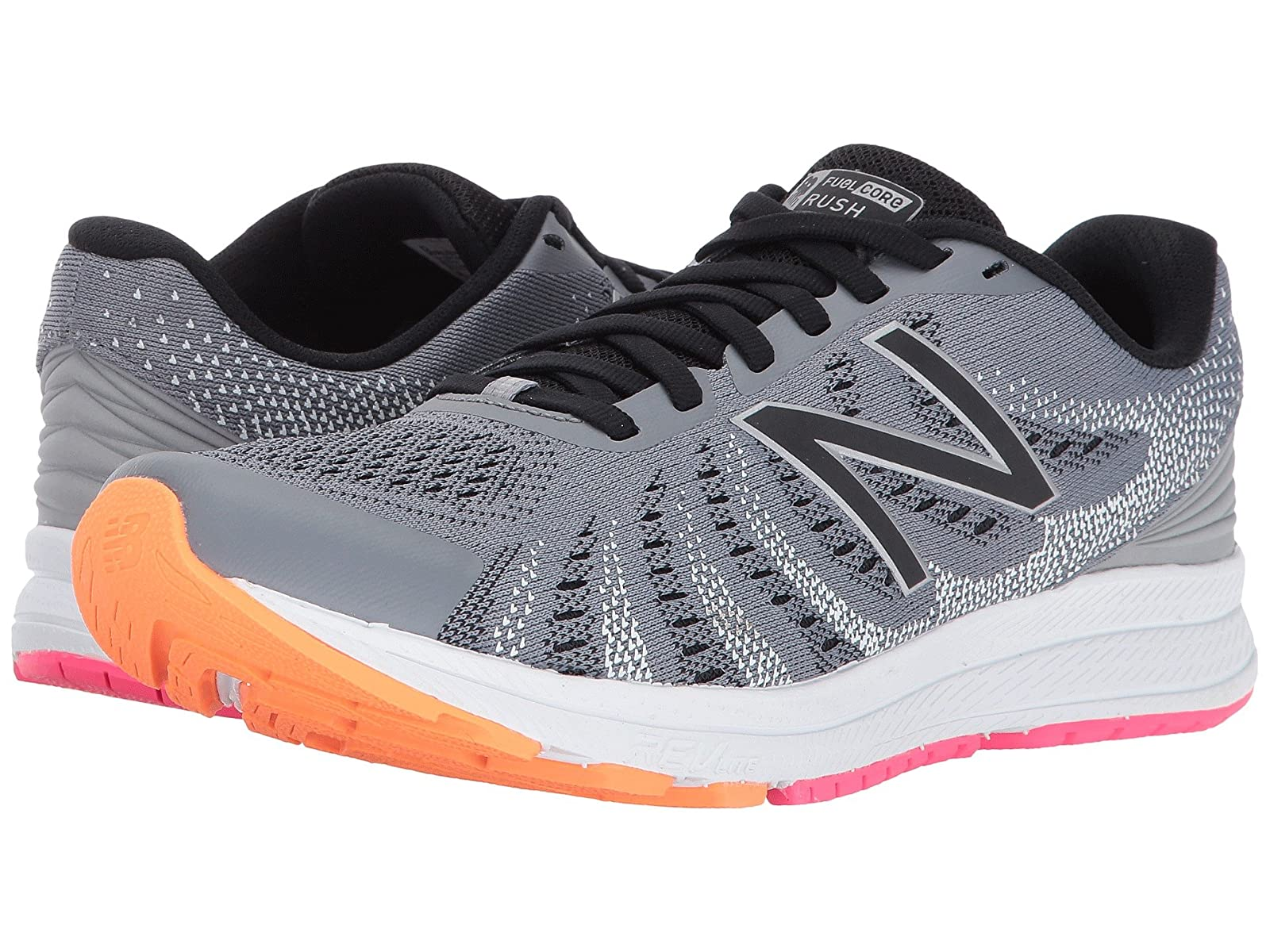 New Balance Rush V3Atmospheric grades have affordable shoes