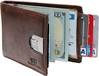 Best bifold money clip wallet Reviews
