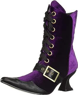 Best purple victorian boots Reviews