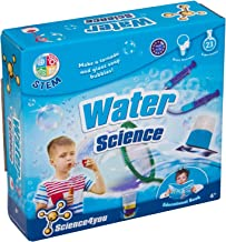 Science4You Water Science Kit Educational Science Toy STEM Toy (Packing may vary)