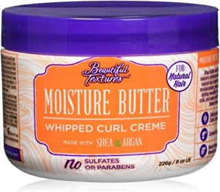 Beautiful Textures Moisture Butter Whipped Curl Creme, 8 Ounce