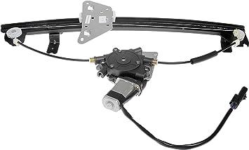Power Window Regulator with Motor For Dodge Dakota Durango 98-03 Front Driver