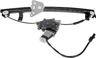 Dorman 741-598 Rear Driver Side Power Window Regulator and Motor Assembly for Select Dodge Models