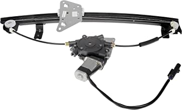 Dorman 741-598 Rear Driver Side Power Window Regulator and Motor Assembly for Select Dodge Models