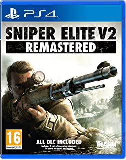 Sniper Elite V2 Remastered PS4 輸入版