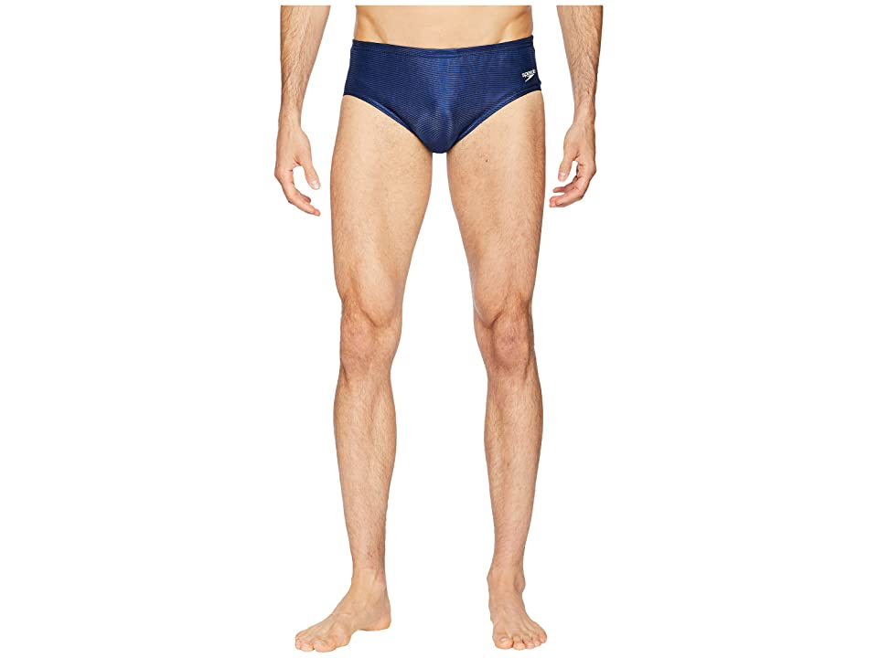 Speedo Avenger Water Polo Brief (Navy) Men
