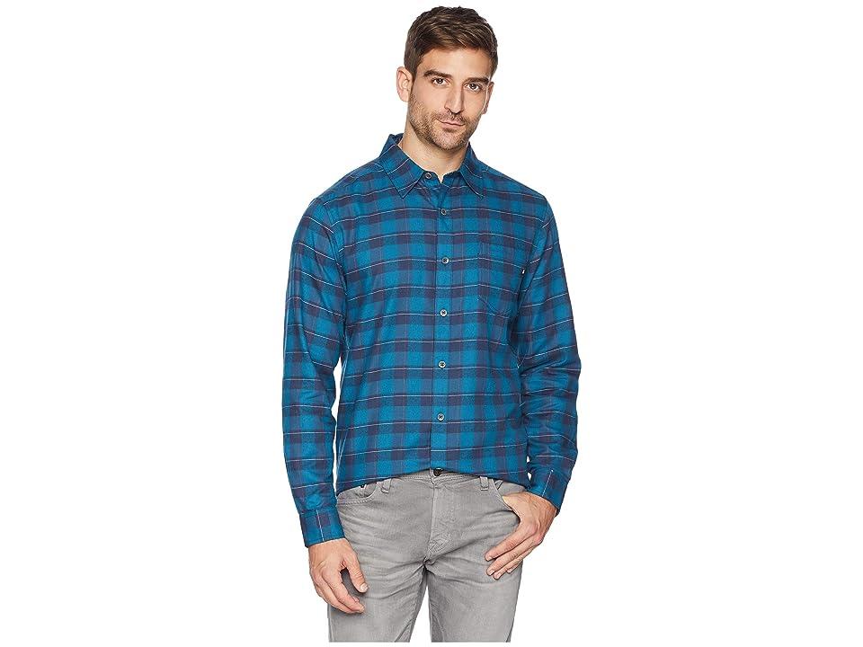 Marmot Bodega Lightweight Flannel Long Sleeve (Late Night) Men