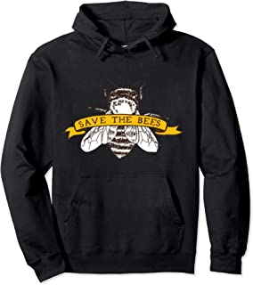 Save The Bee's Pullover Hoodie
