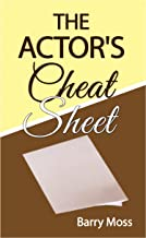 The Actor's Cheat Sheet