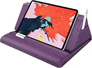 MoKo Tablet Pillow Stand, Soft Bed Pillow Holder Fits up to 11