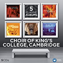 Choir of King's College Cambridge: 5 Classic Albums
