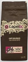 Café Capeltic Orgánico Molido 1KG - Cultivado, cosechado y tostado en Chiapas, México
