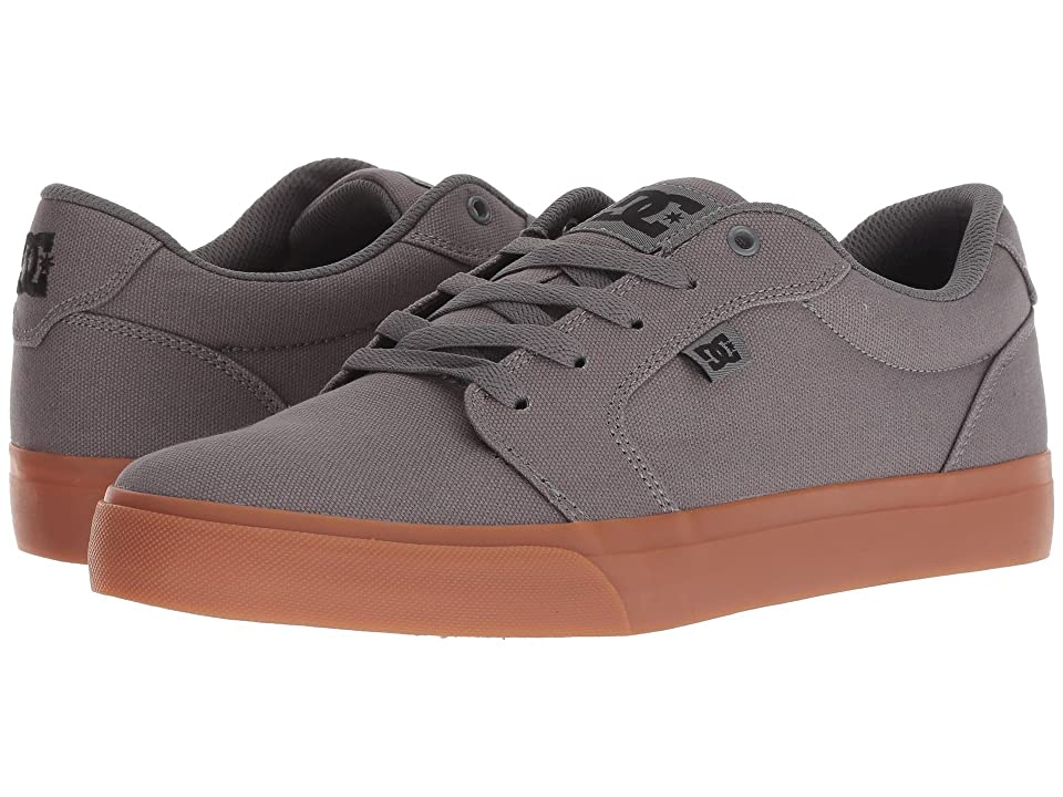 DC Anvil TX (Grey/Black/Grey) Men