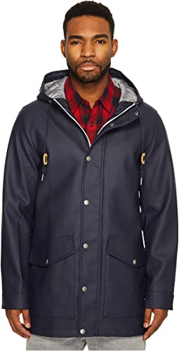 Levi's® - Long Two-Pocket Fishtail Hooded Parka