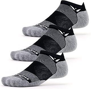 Swiftwick- MAXUS ZERO Tab (3 Pairs) Running & Golf Socks, Maximum Cushion