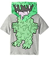 Stella McCartney Kids - Arrow Slime Monster w/ Bandana Short Sleeve Tee (Toddler/Little Kids/Big Kids)