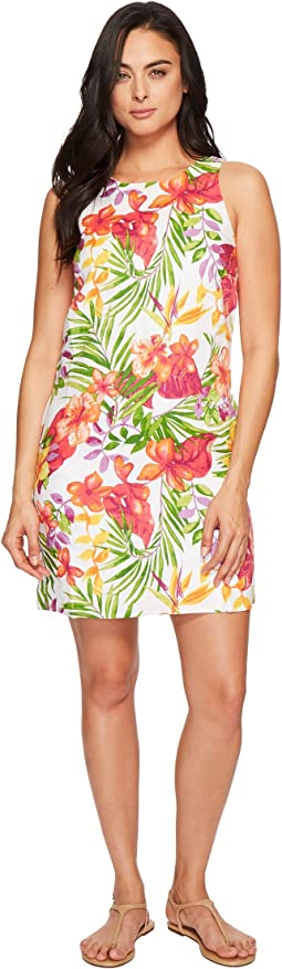 Marabella Blooms Short Dress