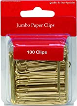 brass paper clips