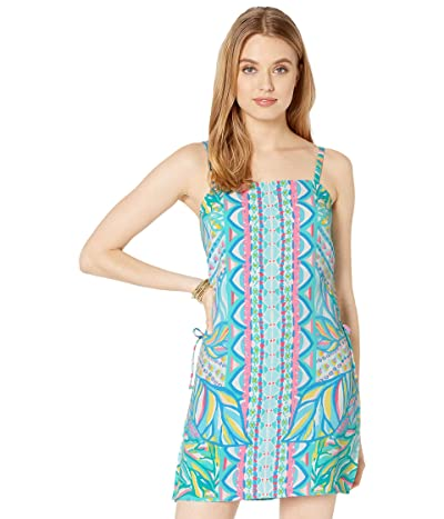 Lilly Pulitzer Sahar Romper (Multi Maraca My World) Women