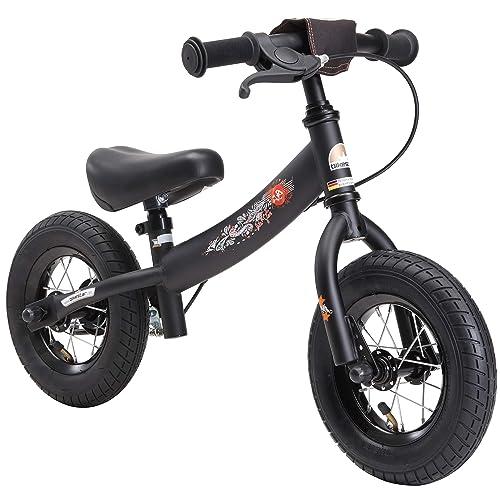 BIKESTAR Vélo Draisienne Enfants Garcons Filles de 2-3 Ans ★ Vélo sans pédales évolutive 10 Pouces Sportif ★