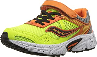 Saucony Unisex-Child Cohesion 10 Lace
