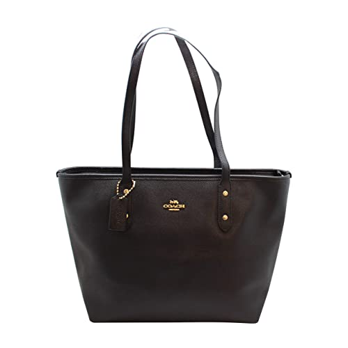 Coach City Crossgrain Leather Tote f8c37a309c1b2