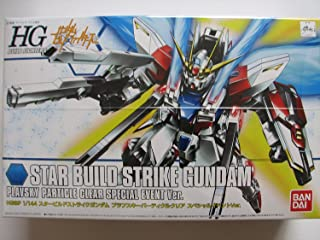 Gundam build Fighters HGBF 1/144 Stars build Strike Gundam plastic off skiing tickle clear Special Events Ver.