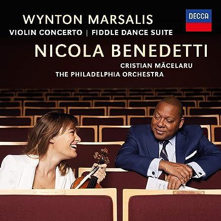 Nicola Benedetti Philadelphia Orchestra Christian Mcelaru - Marsalis: Violin Concerto; Fiddle Dance Suite (2019) LEAK ALBUM