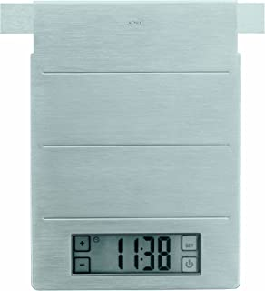 Rösle Open Kitchen Collection Digital Kitchen Scale and Clock