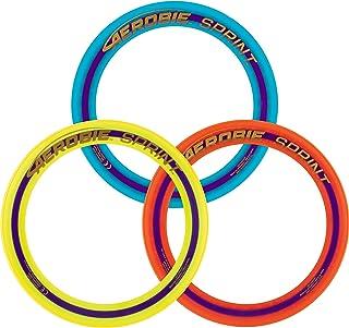 Aerobie Sprint Ring Outdoor vliegende disc 25 cm, eén maat, Meerkleurig