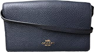 Foldover Clutch Crossbody Bag