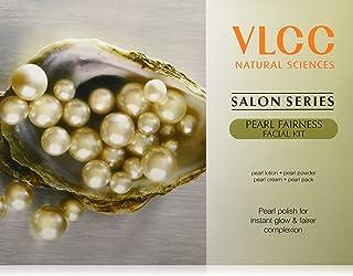 VLCC Salon Series Pearl Fairness Facial Kit, 240g
