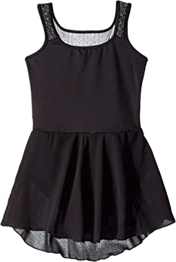 Daisy Mesh Dress (Little Kids/Big Kids)