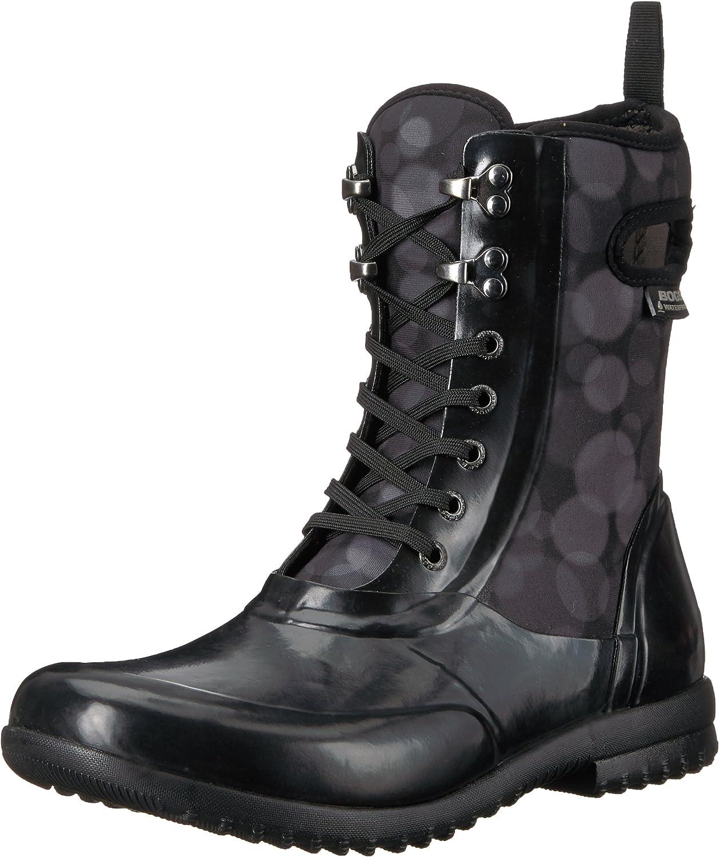 Bogs Womens Sidney Lace Rain Snow Boot