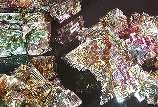 100 g Bismut-Metallbarren-St/ück 99,99/% reiner Kristall zur Herstellung von Kristallen f/ür Schmuck und Kunst Halbleiter flammhemmend Supraleiter