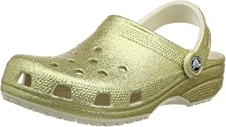 Crocs Unisex Kid's Classic Glitter Clog K