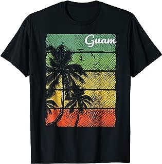 Tropical Guam shirt GU t-shirt