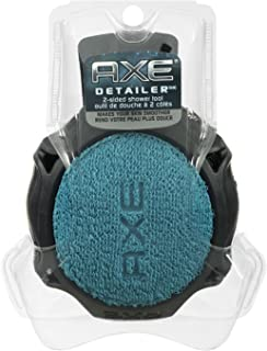 Axe Detailer Shower Tool Colors May Vary (Pack of 2)